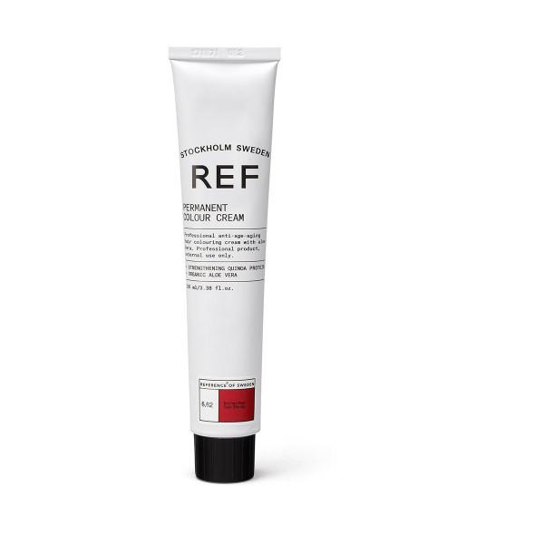 REF Permanent Colour Cream 6.62 Brilliant Red Dark Blonde 100 ml