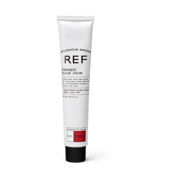 REF Permanent Colour Cream 8.00 Int Nat Lt Blonde 100 ml