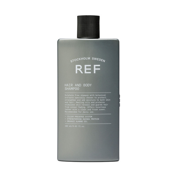 REF Hair & Body Shampoo 285 ml