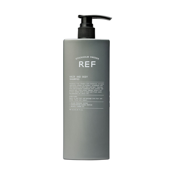 REF Hair & Body Shampoo 750 ml