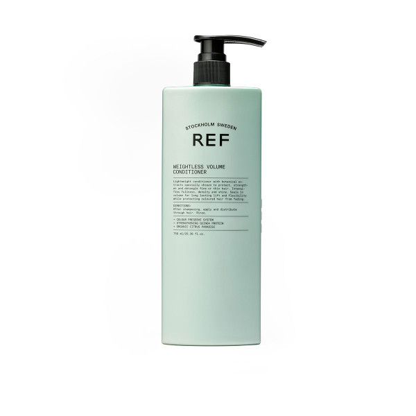 REF Weightless Volume Conditioner 750 ml