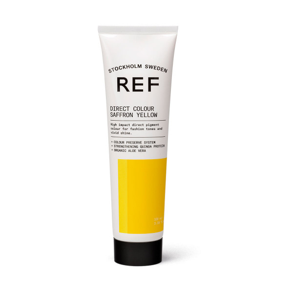 REF Direct Colour Saffron Yellow 100 ml