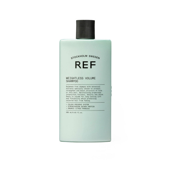 REF Weightless Volume Shampoo 285 ml