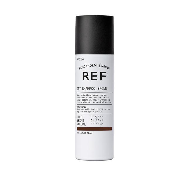 REF Dry Shampoo Brown 200 ml